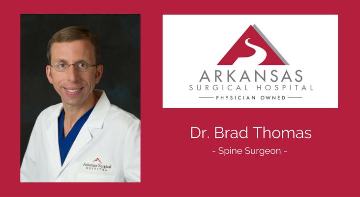 Dr.-Brad-Thomas-Spine-Surgeon-Arkansas-Surgical-Hospital